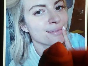 Elyse Willems cum tribute 5