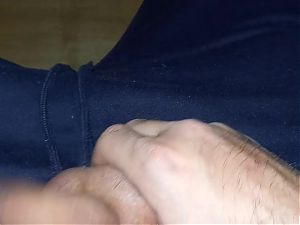 Baby dick gets bigger when hard